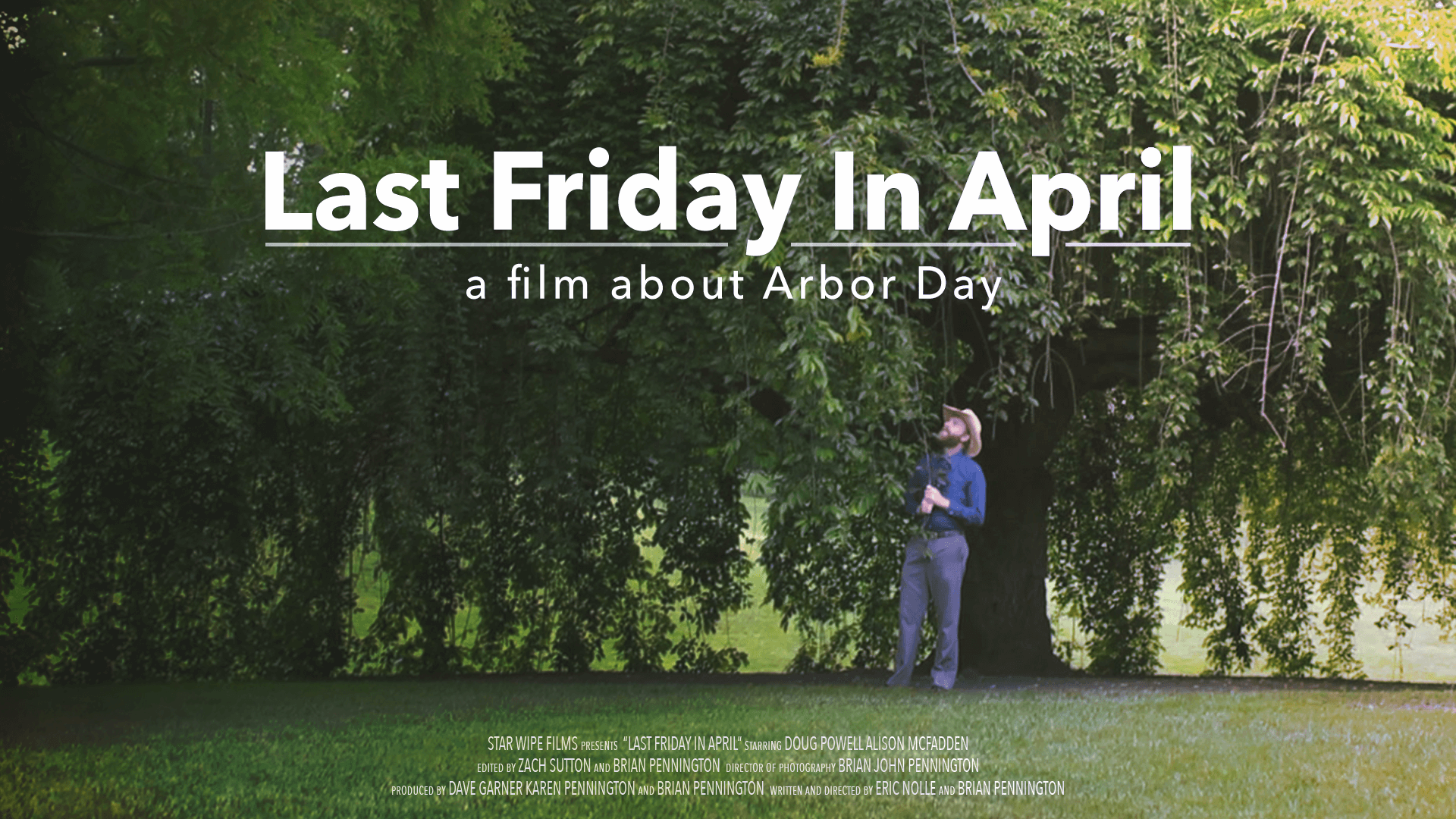 Last Friday In April - poster - horiz